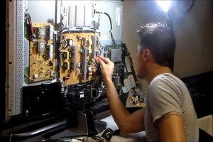 Sửa tivi Sony tại Nguyễn Quý Đức
