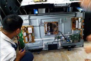Sửa chữa tivi tại nhà Bắc Giang