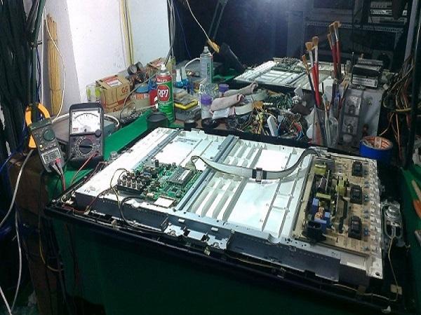 Sửa tivi Sharp uy tín tại Bắc Giang phục vụ tại nhà