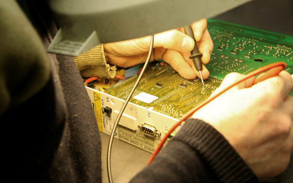 Dịch vụ sửa tivi led tại quận Cầu Giấy