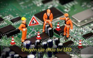 Sửa tivi led tại quận Ba Đình