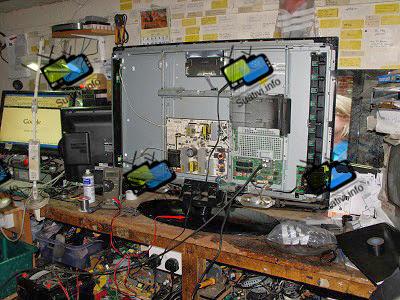 Sửa tivi led tại quận Hoàng Mai