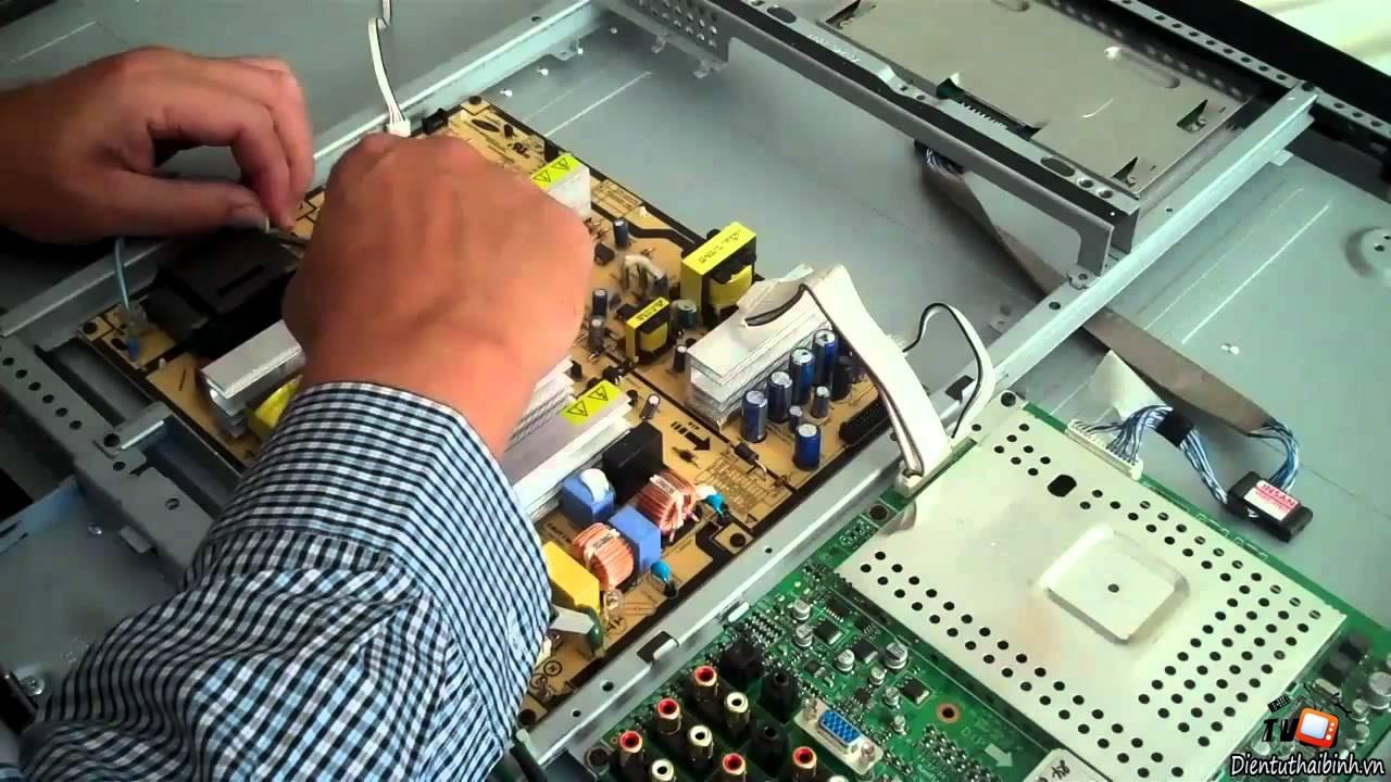 Sửa tivi uy tín tại Định Công Hạ hỗ trợ nhanh chóng và chất lượng