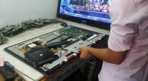 Sửa chữa tivi tại quận Thanh Xuân