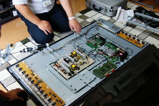 Sửa tivi uy tín tại Hoàng Văn Thái cung cấp dịch vụ nhanh chóng