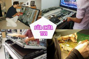 Sửa tivi tại nhà khu vực Ba Đình