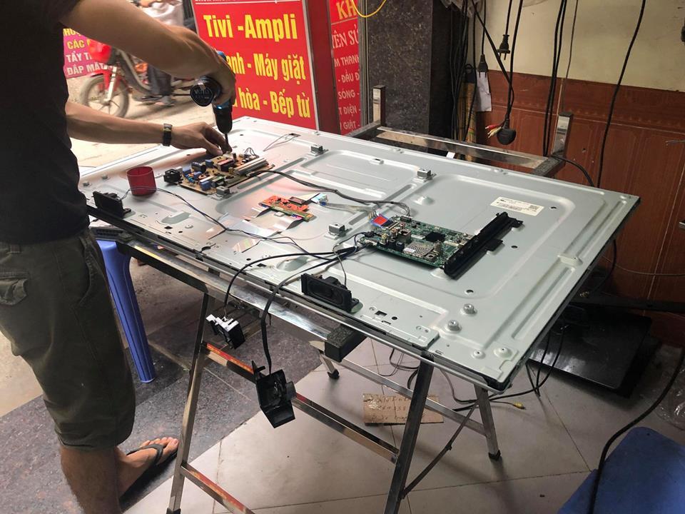 Sửa tivi tại nhà ở Hoàn Kiếm chất lượng cao