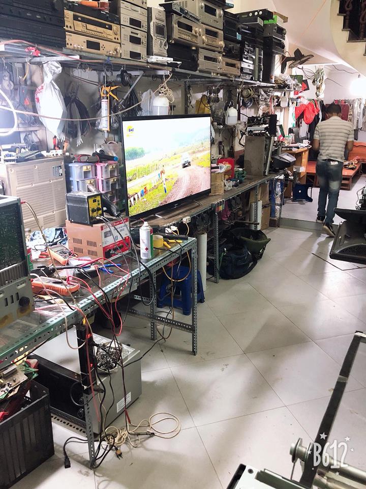 Sửa chữa tivi tại nhà Hà Nội hỗ trợ theo yêu cầu