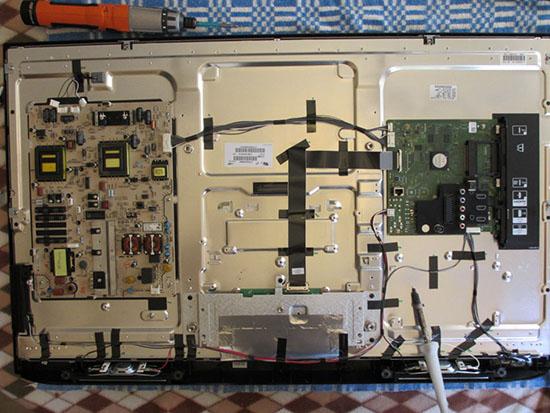 Sửa tivi Toshiba uy tín tại Thanh Oai