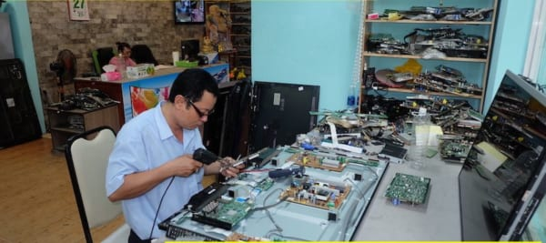 Sửa tivi tại Nam Ninh, Nam Định