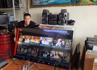 Địa Chỉ Sửa Tivi Samsung Uy Tín Tại Cầu Giấy - Hà Nội