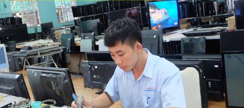 Địa Chỉ Sửa Tivi Sony Uy Tín Tại Hai Bà Trưng - Hà Nội