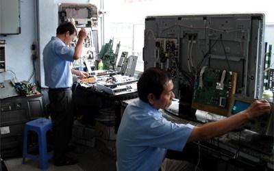 Địa Chỉ Sửa Tivi Samsung Uy Tín Tại Thanh Xuân - Hà Nội
