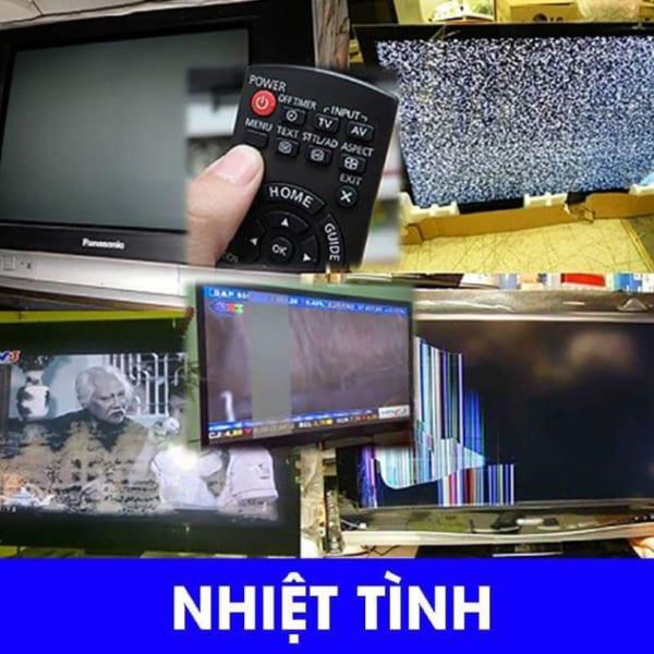 Địa Chỉ Sửa Tivi Panasonic Uy Tín Tại Hoàng Mai - Hà Nội