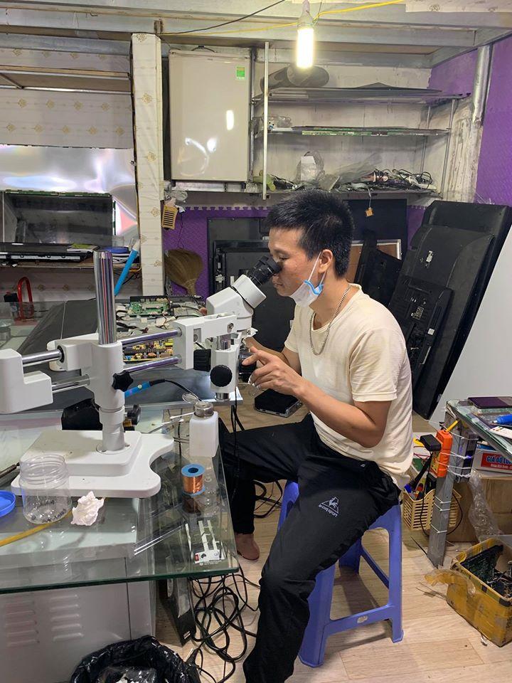 Địa Chỉ Sửa Tivi Samsung Uy Tín Tại Hoàng Mai - Hà Nội