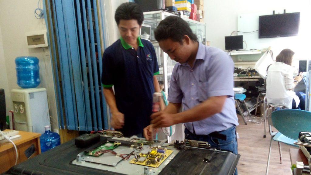 Địa Chỉ Sửa Tivi Panasonic Uy Tín Tại Hai Bà Trưng - Hà Nội
