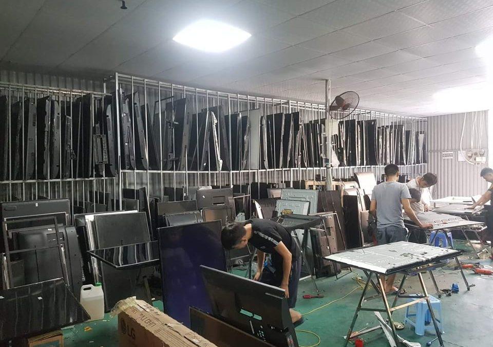 Địa Chỉ Sửa Tivi LG Uy Tín Tại Từ Liêm - Hà Nội