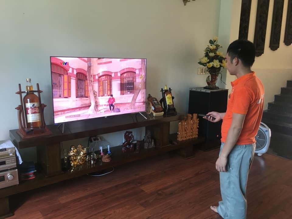 Thay màn hình tivi Samsung uy tín tại nhà Hà Nội