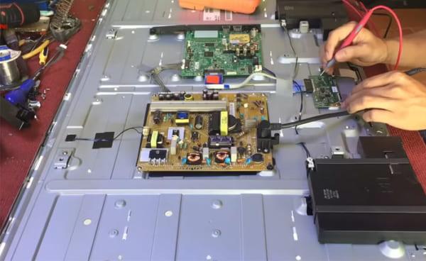 Sửa tivi LG tại nhà uy tín tại Hà Nội