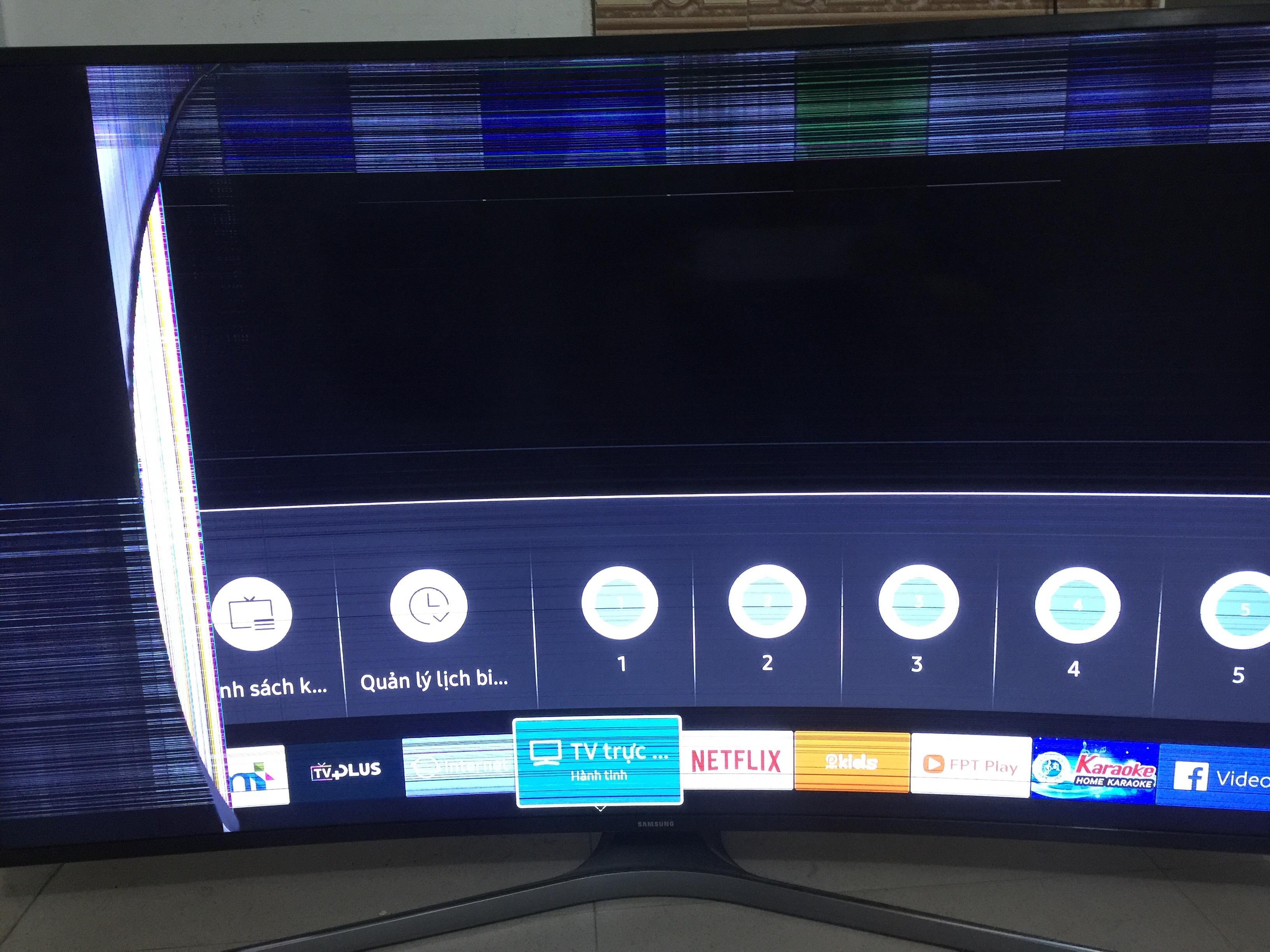 Thay màn hình tivi LG uy tín tại Sóc Sơn – Hà Nội