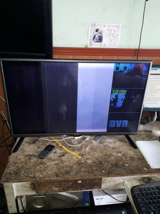 Thay màn hình tivi LG uy tín tại Sơn Tây – Hà Nội