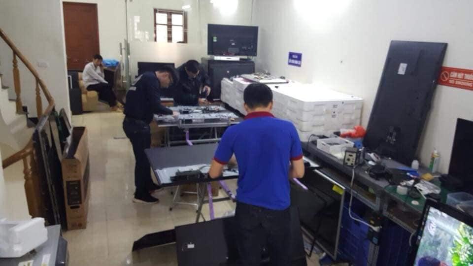 Thay màn hình tivi LG uy tín tại Từ Liêm – Hà Nội