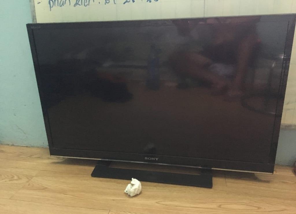 Thay màn hình tivi Sony uy tín tại Thanh Trì – Hà Nội