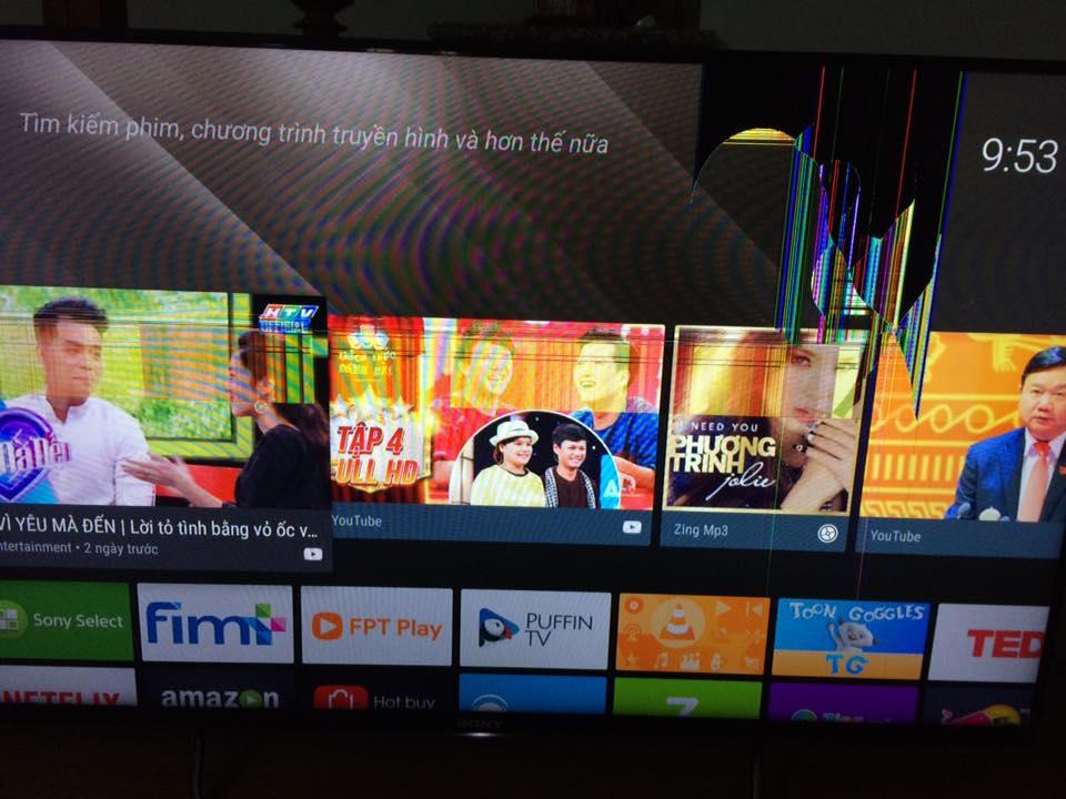 Thay màn hình tivi Sony uy tín tại Từ Liêm – Hà Nội