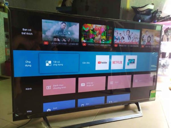 Thay màn hình tivi Sony uy tín tại Huyện Thạch Thất – Hà Nội