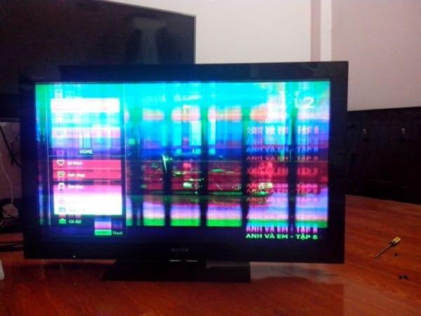 Thay màn hình tivi Sony uy tín tại Đông Anh – Hà Nội