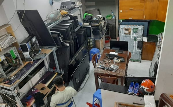 Thay màn hình tivi Panasonic uy tín tại Hoàng Mai – Hà Nội