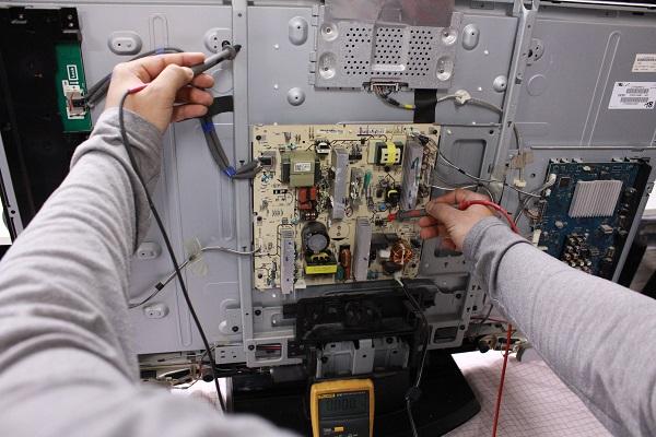 Điện tử An Khang cam kết khi bạn sửa tivi