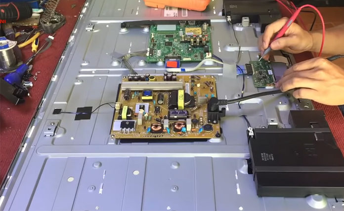 Sửa tivi sony tại Hải Hậu, Nam Định