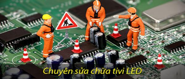 Thay màn hình tivi tại Hà Nội