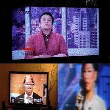 Sửa tivi bị tối màn hình