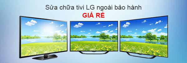 Sửa tivi LG tại Nam Định