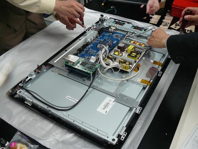 Sửa tivi Toshiba tại Tam Khương uy tín chất lượng