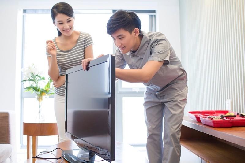 Sửa tivi tại nhà ở Nam Định