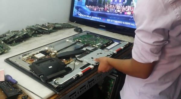 Sửa tivi tại Kim Giang, Hoàng Mai, Hà Nội