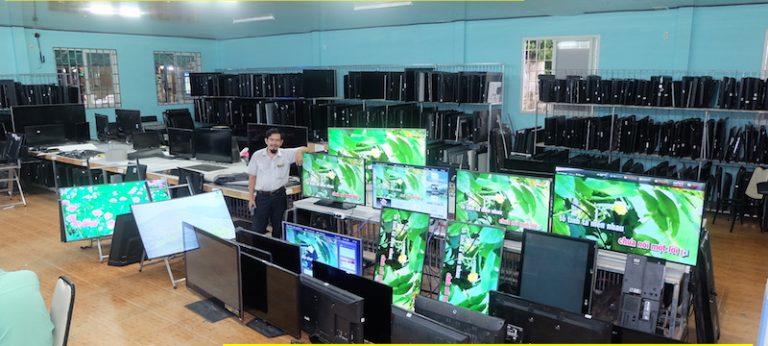Sửa tivi tại Tây Sơn của điện tử An Khang uy tín chất lương
